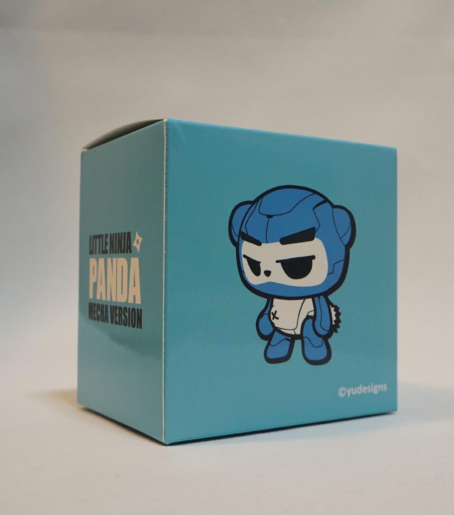 Mecha Panda box