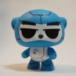 Little ninja panda - mecha version