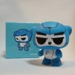 Mecha panda and box