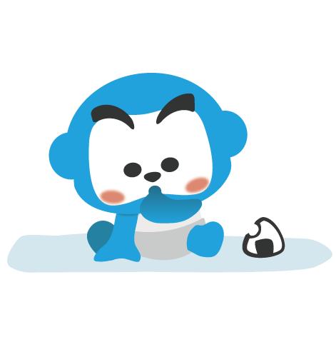 Baby Ninja Panda ベビーにんじゃぱんだくん